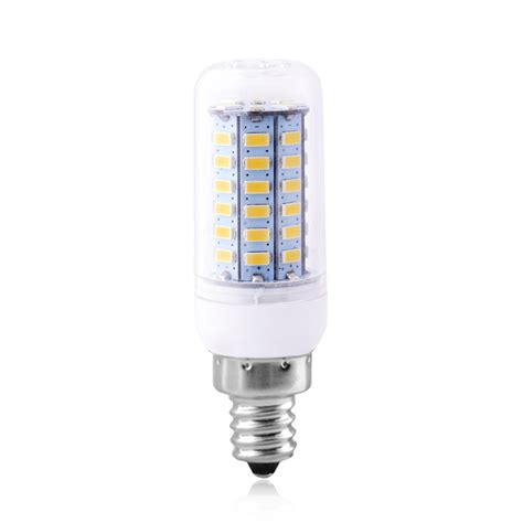 110v Led Light Bulb 110v 220v Bulb L E12 E14 E27 Base 5730 Smd Led Bulb Light Corn L Effective