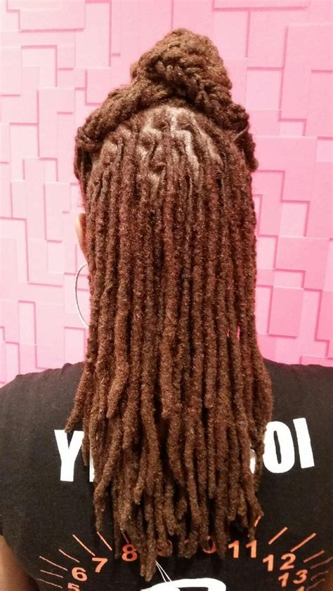 pictures of hair locks with thick hair locs simple style and simple on pinterest