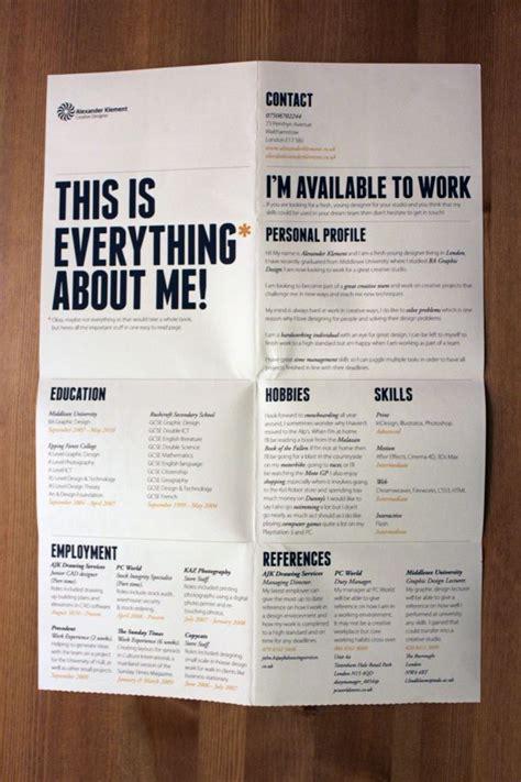 design cv and portfolio 17 best ideas about graphic designer resume on pinterest