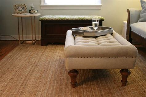 Pin By Laura Cecil On Diy Pinterest Tufted Ottoman Diy