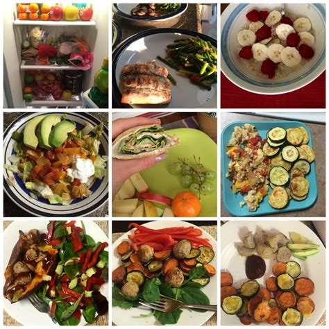 Eating Healthy At Home Strong Like My Coffee Healthy Food Collage