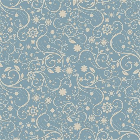 pattern flowers vector decorative floral pattern vector free download