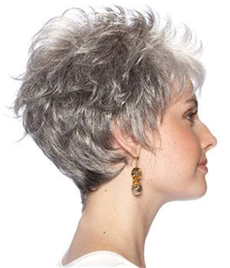 short hairstyles using naroibi mousse gray hair short hairstyles and hair on pinterest