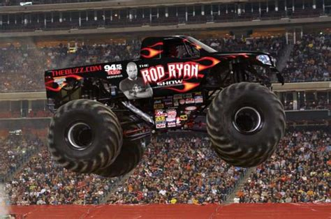 seattle monster truck show the rod ryan show photo 7342350 100438 seattlepi com
