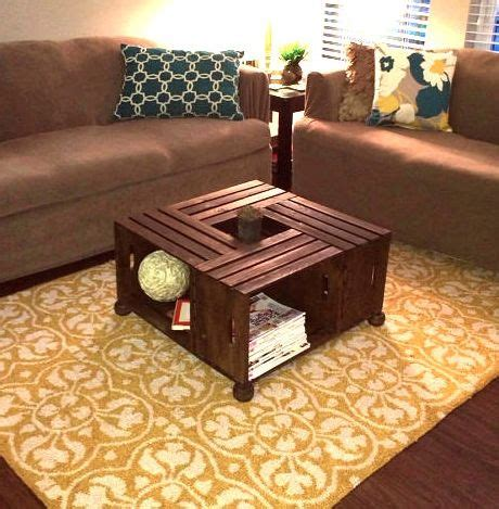 Apple Crate Coffee Table by Apple Crate Coffee Table Madame Butterfly Creations Chalky Paint