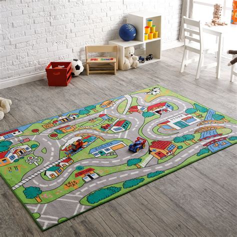 L A Rugs Countryfun Kids Area Rug Daycare Rugs At Hayneedle Kid Area Rugs