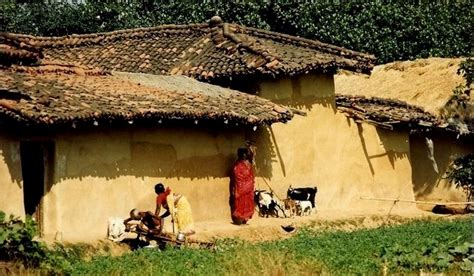 The Story of the Mud Houses of Bihar   AaoBihar