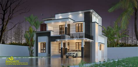 2100 square 4 bhk contemporary home design 1675 square 3 bhk floor modern contemporary home design and plan 4 home pictures