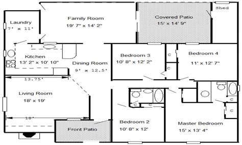 house floor plans with measurements house floor plans with measurements small cape cod house