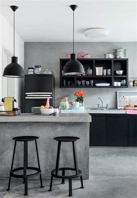 47 incredibly inspiring industrial style kitchens industrial kitchen designs 01 1 kindesign jpg