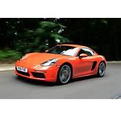 Porsche 718 Cayman Review Images  Carbuyer