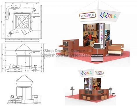booth design services booth archives shop drawing services ltd