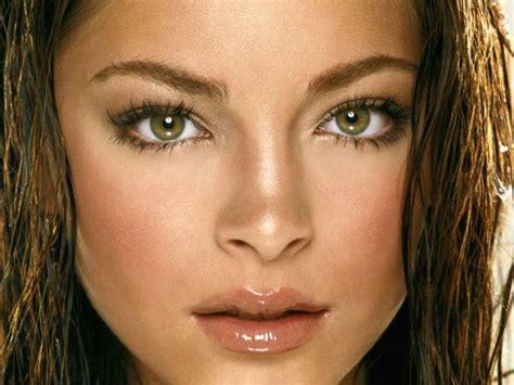 color avellana maquillaje de ojos color avellana trucos de maquillaje