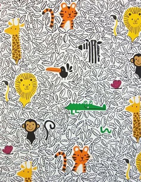 printable jungle animal patterns 25 best ideas about print patterns on pinterest mug