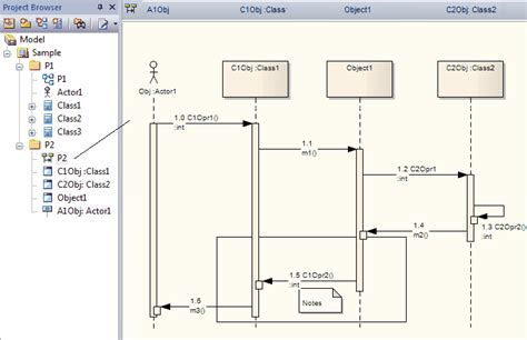 sequence of uml diagrams in project sequence diagrams and version enterprise