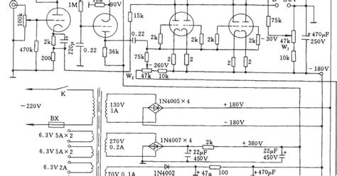 Power Lifier Buil Up 30 watt stereo schematics get free image about