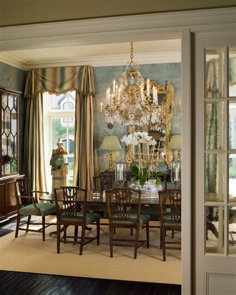 formal dining room window treatments 17 best images about dining room on pinterest