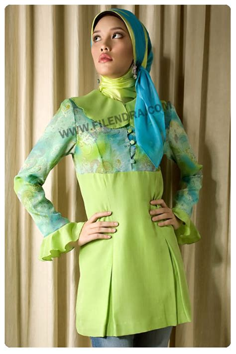Fashion Busana Muslim Busana Muslim Filendra Hairstylegalleries
