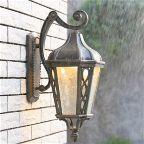 Quality Outdoor Lighting High Quality Outdoor Lighting Wall Ls 110v 220v Garden Wall Light Luxury Villa L Outdoor