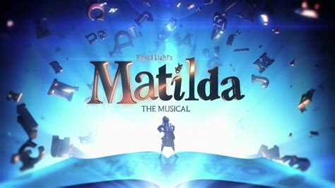 Play To The End matilda the musical broadway teaser