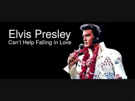 elvis presley can t help falling in love cover by arin