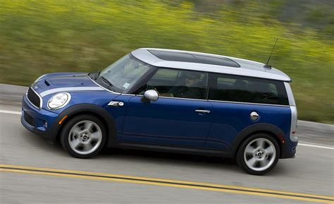 mini cooper 2009 2009 mini cooper clubman information and photos