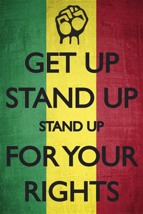 the get up bob marley get up stand up lyrics lyrics