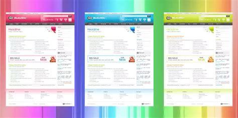 mediawiki layout exles download 15 free mediawiki skins templates utemplates