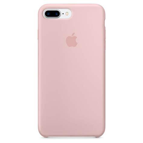 fundas apple iphone 7 plus funda apple para iphone 7 plus silicona rosa arena
