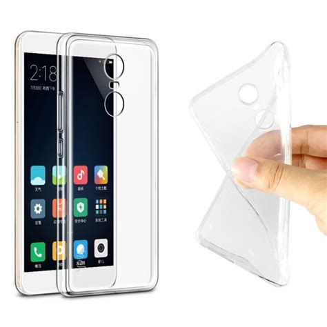 Xiaomi Redmi Note Imak 2 Ultra Thin imak ultra thin tpu for xiaomi redmi note 4 mediatek transparent jakartanotebook