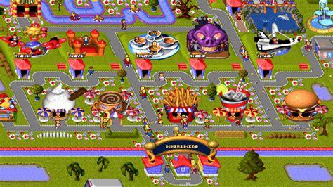theme park hospital a conversation with demis hassabis the bullfrog ai