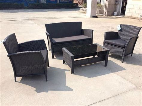 factory main products garden rattan furniture outdoor