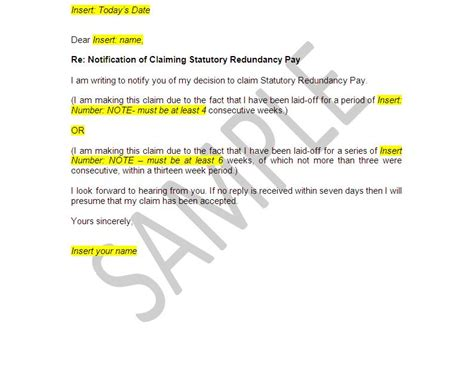 redundancy termination letter template uk redundancy letter template uk printable receipt template