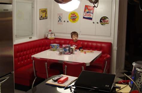 kitchen booth furniture l shaped diner booths restaurant diner kitchen 1950 s
