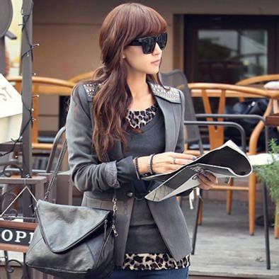 Baju Kaos Wanita Import Des 82 kaos wanita korea motif leopard model terbaru jual