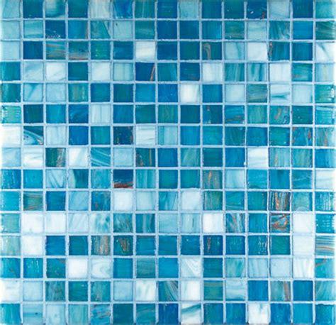 Bagno Mosaico Azzurro Mosaici In Vetro Mosaico In Vetro G2 Azzurro Mix
