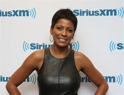 why is tamara hall so thin why tamron hall left nbc offended furious people black