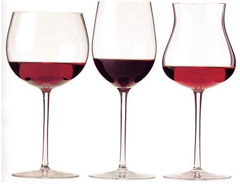 bicchieri per il vino bicchiere di vino curiosit 224 vino rosso segreti dei