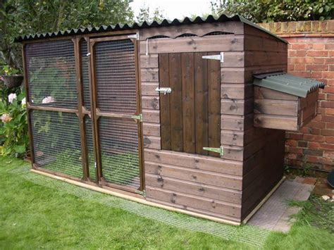 Handmade Chicken Coop - simple chicken house chicken coop design ideas