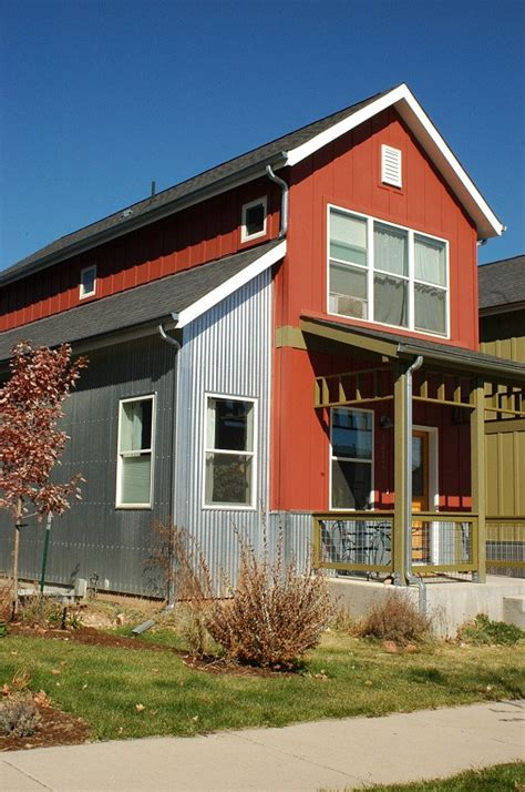 metal house siding corrugated metal siding the perfect accent