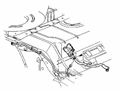 Buick Rendezvous Gas Tank 04 Buick Lesabre Quot Gas Cap Quot Warning