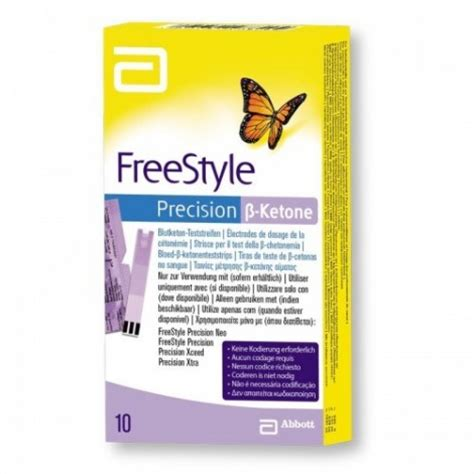 Paket 4 Pcs Freestyle Optium Blood Glucose 50 Strips terumo medisafe fit blood glucose test tips