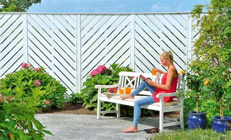 Sichtschutz Fenster Selbst Basteln by Gartenzaun Sichtschutz Selbst De