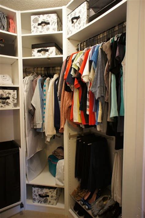 small closet hacks pinterest the world s catalog of ideas
