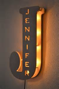 light letters marquee lights kid bedroom l letter light personalized