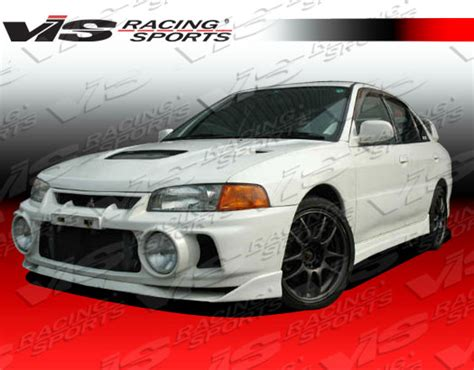 Bodykit Mirage Sport Style mitsubishi mirage 4dr evolution 5 style side skirts 97 98 99 00 01