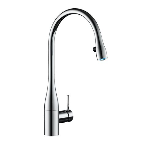 Kwc Eve Kitchen Faucet by Kwc Eve Sink Mixer With Pull Out Aerator And Light