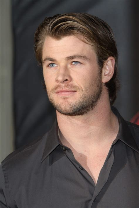 film thor acteur photos chris hemsworth il se la joue difficile de lui
