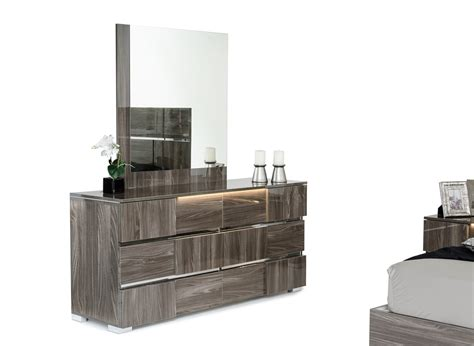 lacquer bedroom furniture picasso italian modern grey lacquer bedroom set