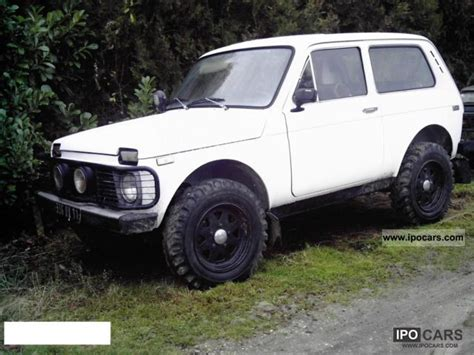 lada led essence 1984 lada niva car photo and specs